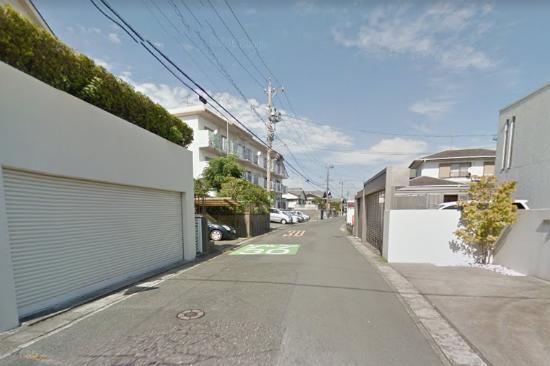 浜松の高級住宅街