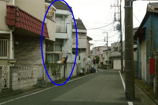 埼玉川口の中古一棟アパート