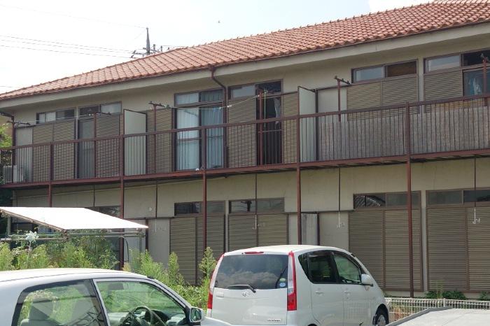 埼玉越谷中古一棟アパート