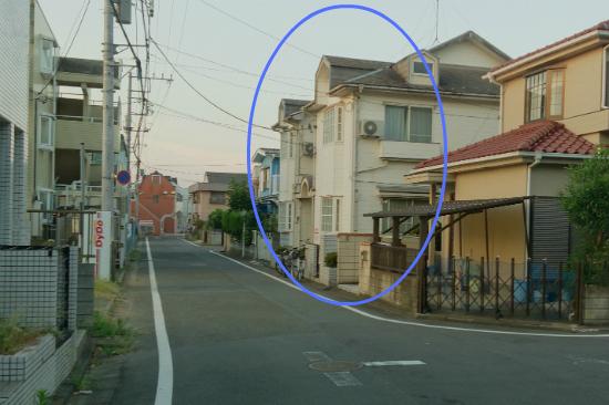 北坂戸中古一棟アパート