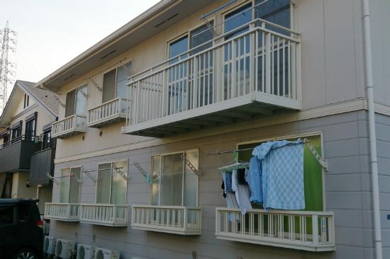 千葉の稲毛の中古一棟アパート