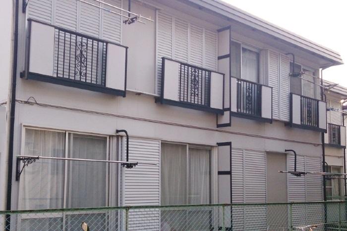 第2号アパート