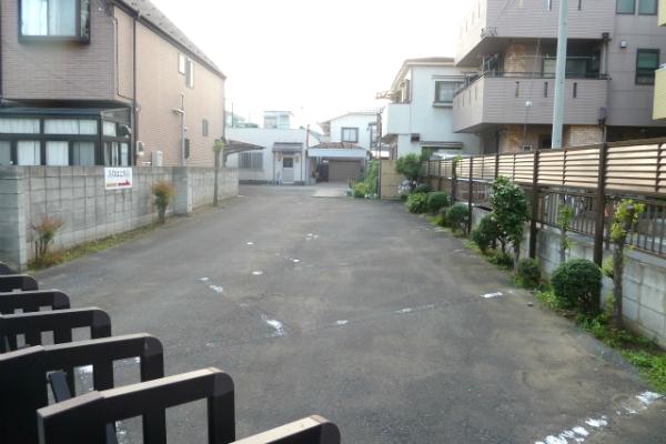 足立区のアパート